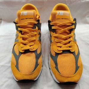 New new balance x90 classic mens sneaker Mustard